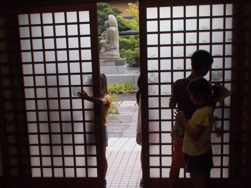 500錯視と玄関2