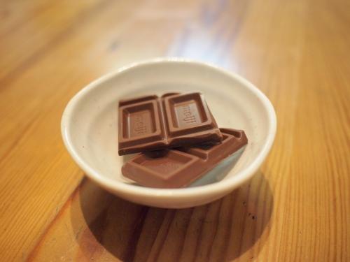 500牛乳とチョコレートとホットチョコレート2