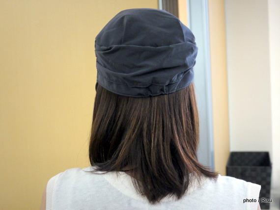 毛髪の紫外線対策
