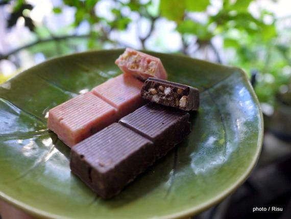 DHC発芽玄米チョコバー