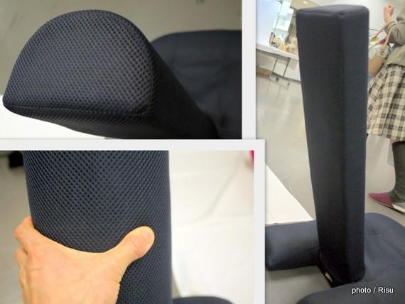 ミズノ座椅子型ストレッチポール Be Reborn(ビー リーボン)
