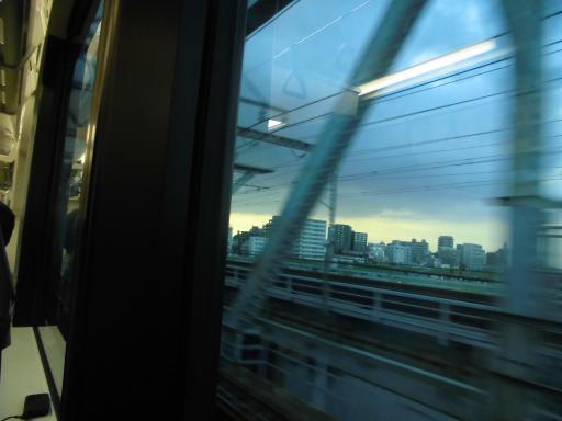 多摩川の橋梁