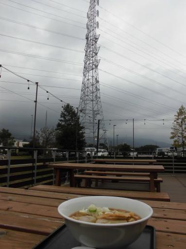 ラーメンと東富士線13号
