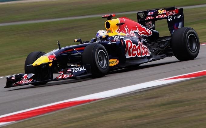 Sebastian Vettel, Red Bull;
