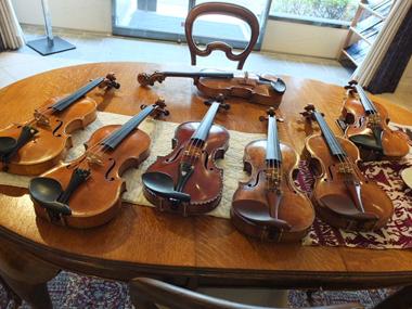 7ヴァイオリン試奏0422