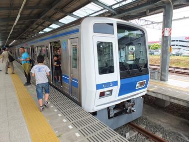 2臨時電車0605