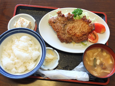 2焼肉定食0611
