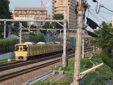 5西武国分寺線電車0707