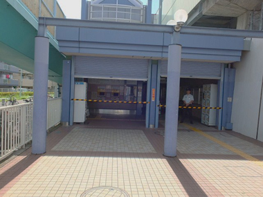4八坂駅閉鎖0823