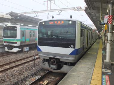 1常磐線電車0927