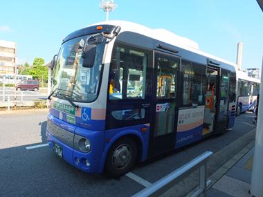3日立電鉄バス0927
