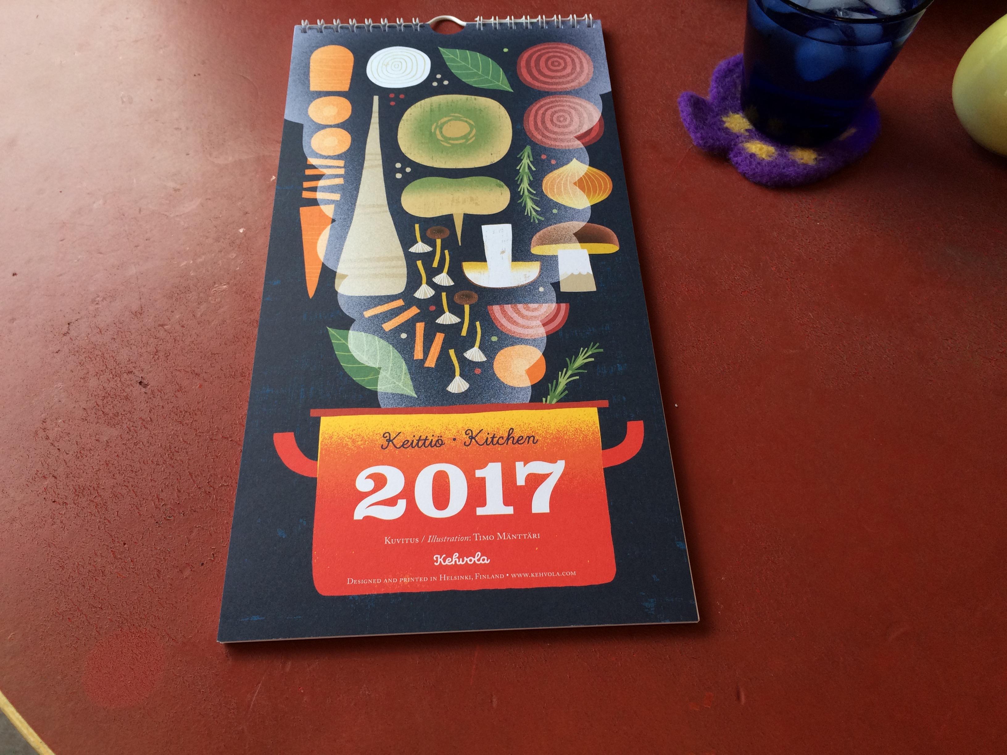 マルカカレンダー