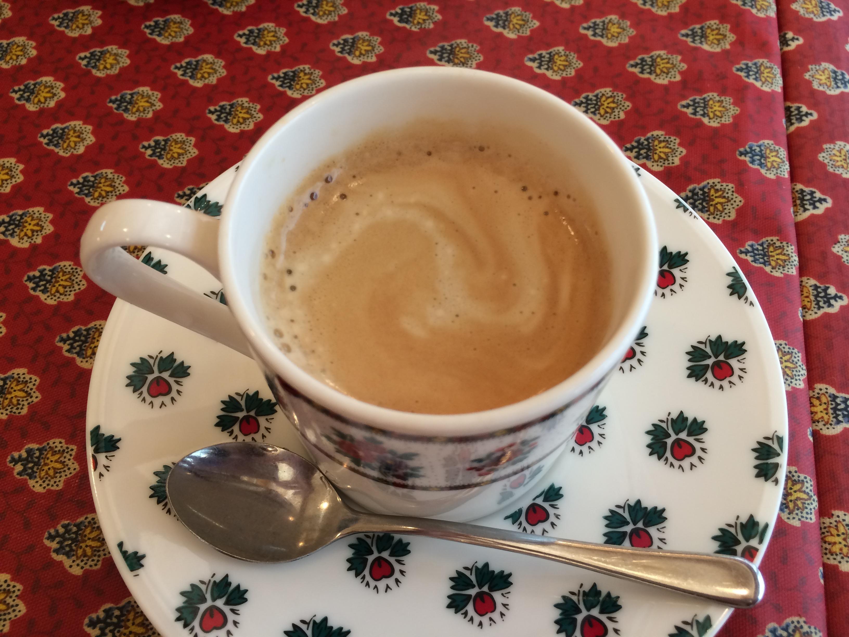 クッチーナラトリエコーヒー