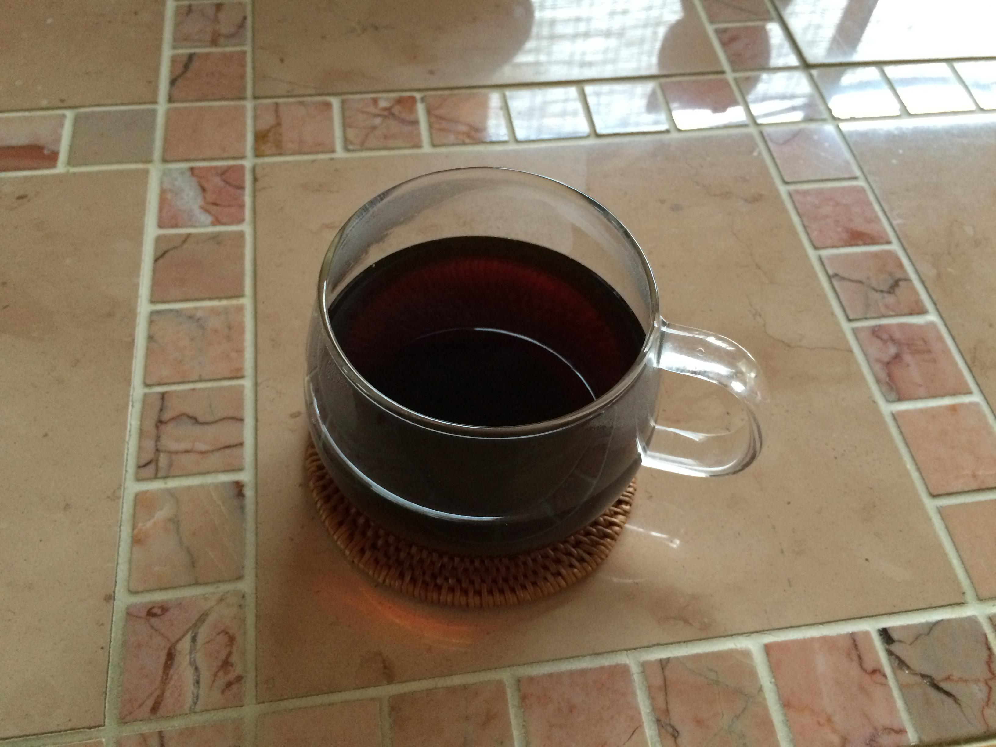 自家焙煎コーヒーブラック
