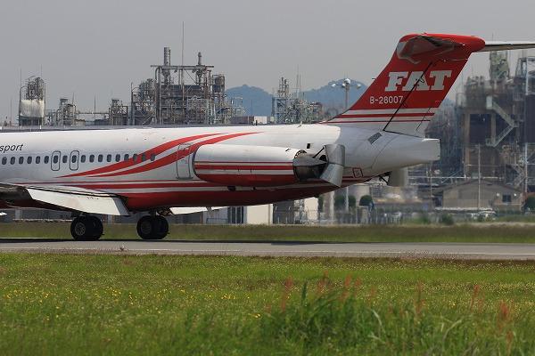 FAT MD83 B-28007 RJOM 160519 02