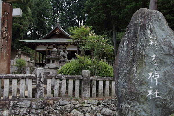 拝志神社 160615 02