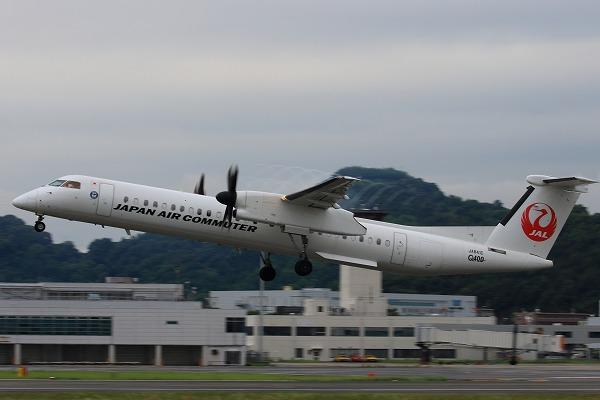 3X DHC-8402Q JA841C 160709 02