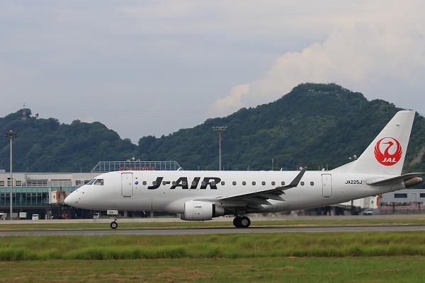 XM ERJ170-100 JA225J RJOM 1607 24 06