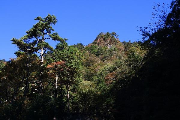 瓶ヶ森林道紅葉 161015 02