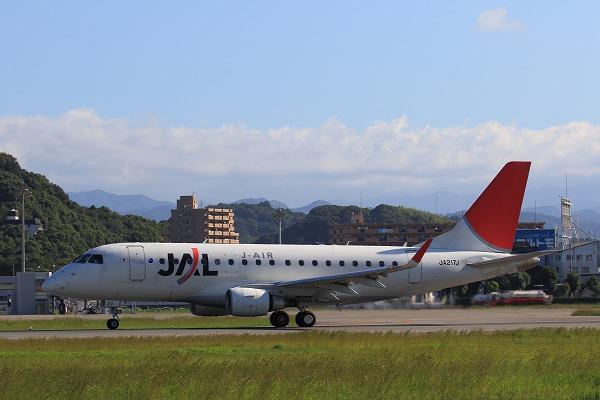 XM ERJ-170-100 JA217J RJOM 161010 01