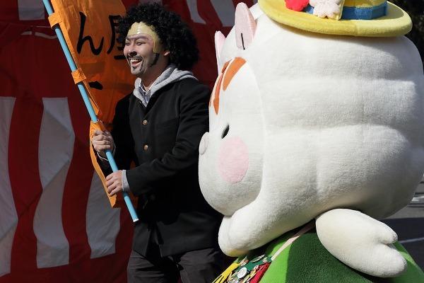 白猪の滝祭り 161103 06