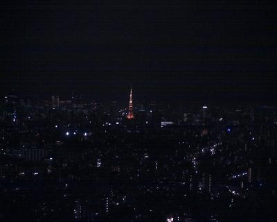 東京タワー・夜景:R2