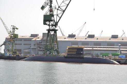 川重 潜水艦