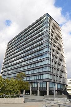 トヨタ本社ビル