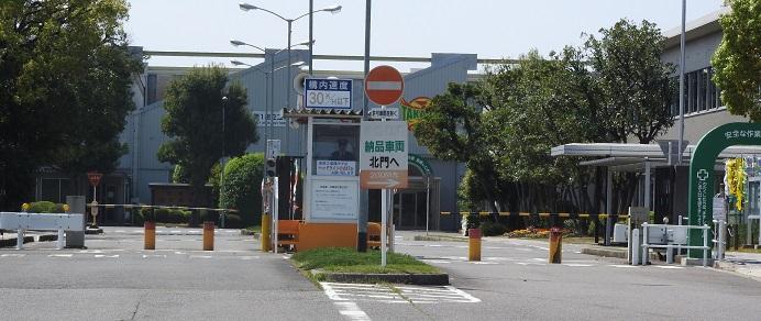 15 高岡工場 生産停止