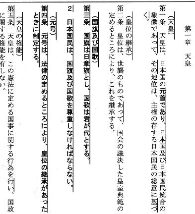30 自民 憲法改正案