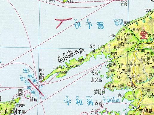40 佐田岬