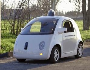 30 グーグルの自動運転車