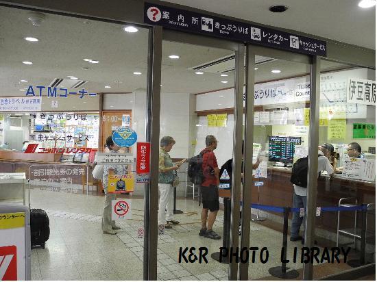 2015年8月9日伊豆高原駅2