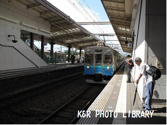 2015年8月9日伊豆高原駅9