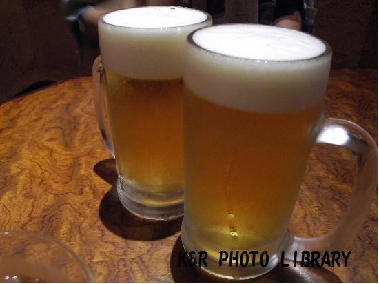 2015年8月30日ビール1
