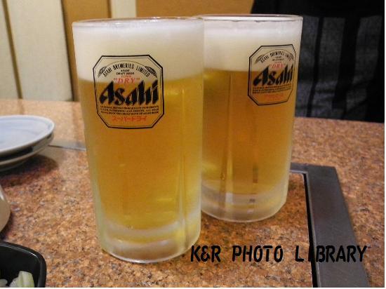 2015年9月22日生ビール