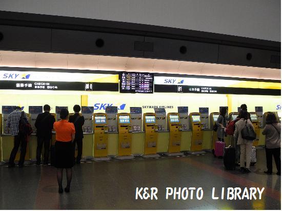 2015年10月11日羽田空港1