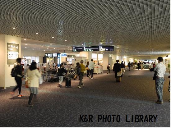 2015年10月11日羽田空港9