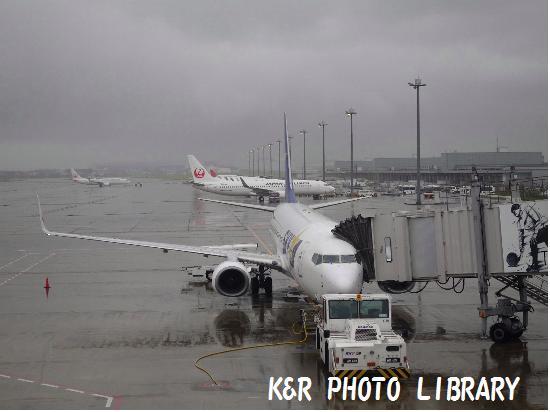 2015年10月11日羽田空港10