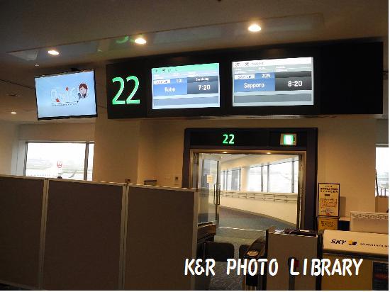 2015年10月11日羽田空港11