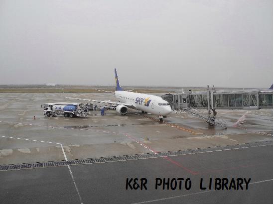 2015年10月11日神戸空港1