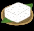 ブログ素材(豆腐)