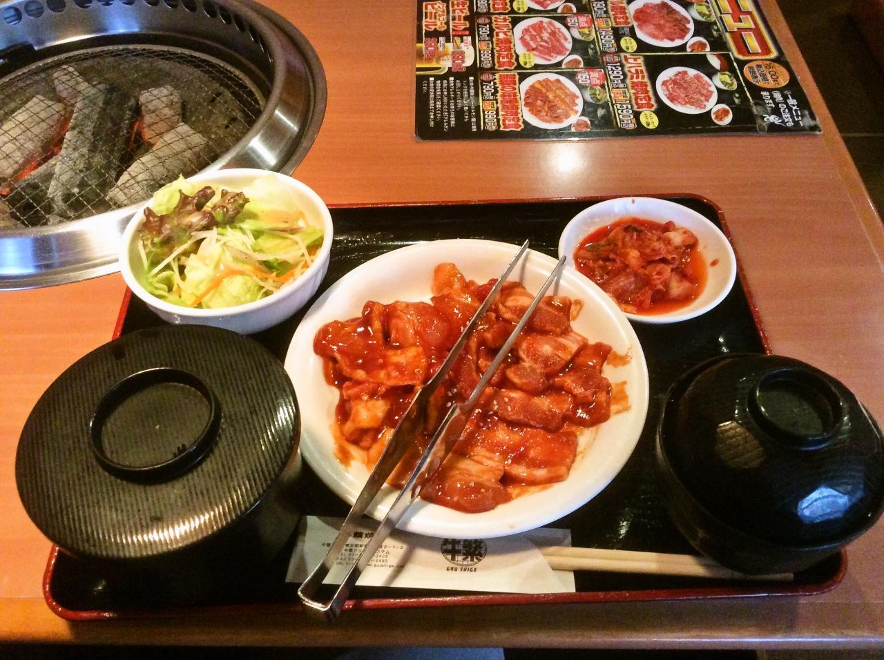 牛繁五反田店(焼肉)