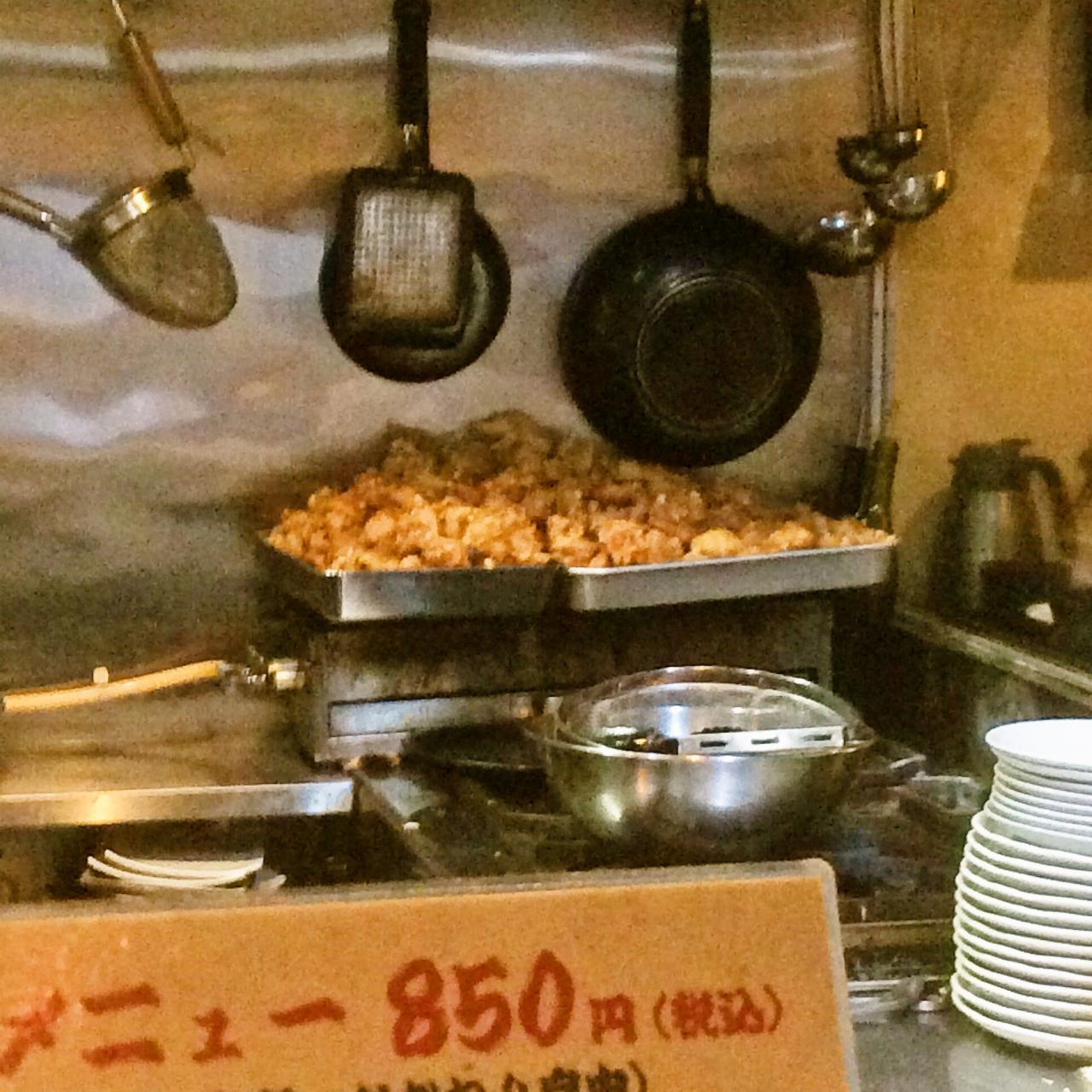 酒肴ちいち烏森口店(唐揚げ)