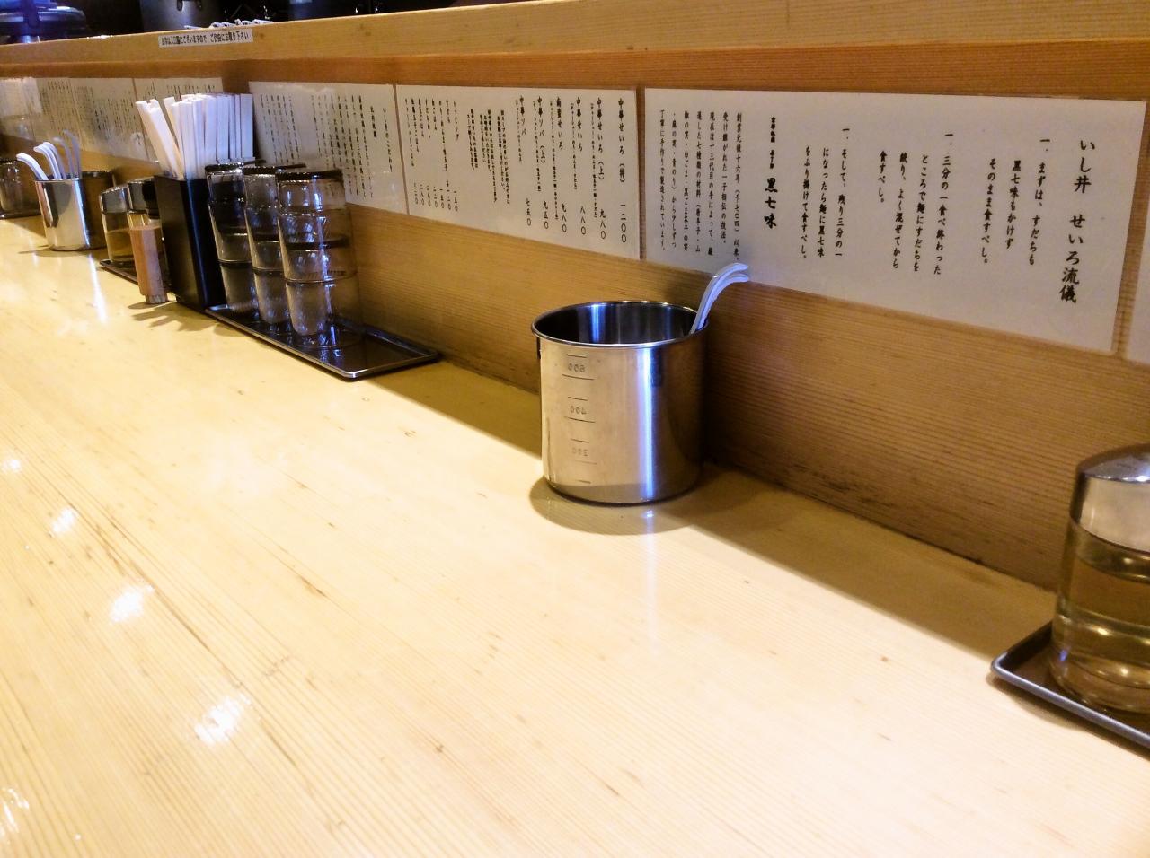 銀座いし井五反田店(店内)