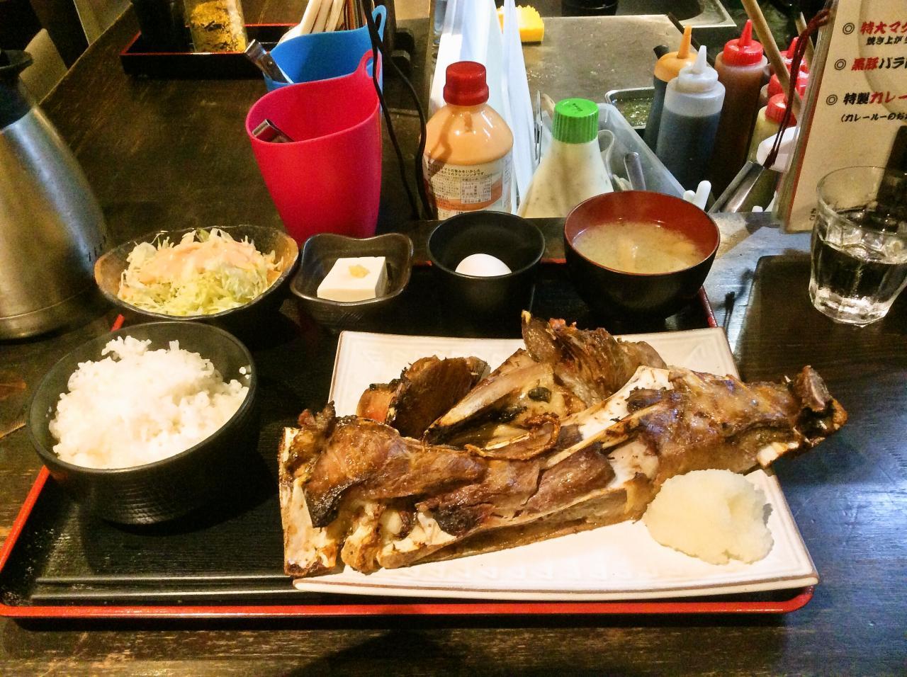 酒肴ちいち烏森口店(マグロのカマ)