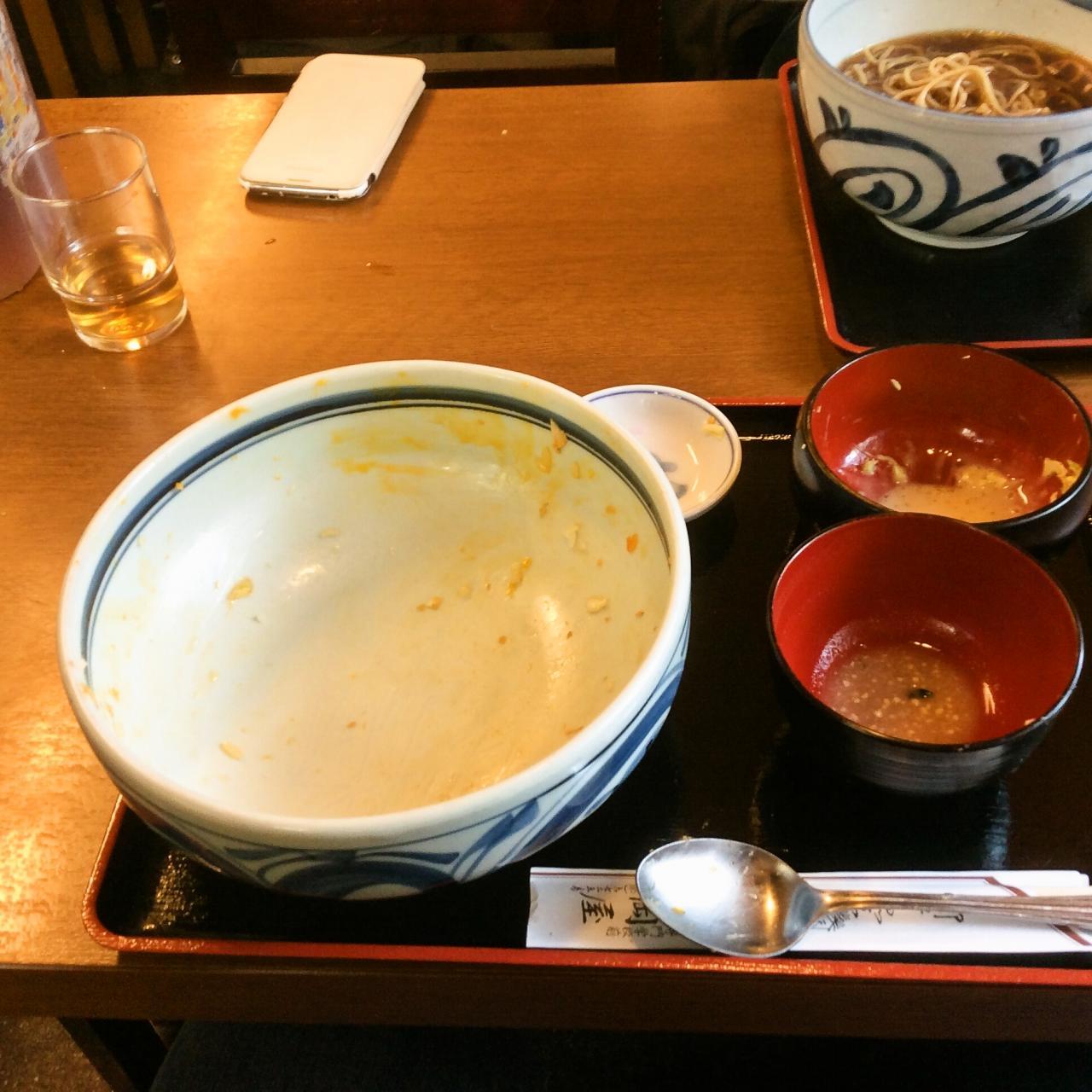 長岡屋(かつ丼)