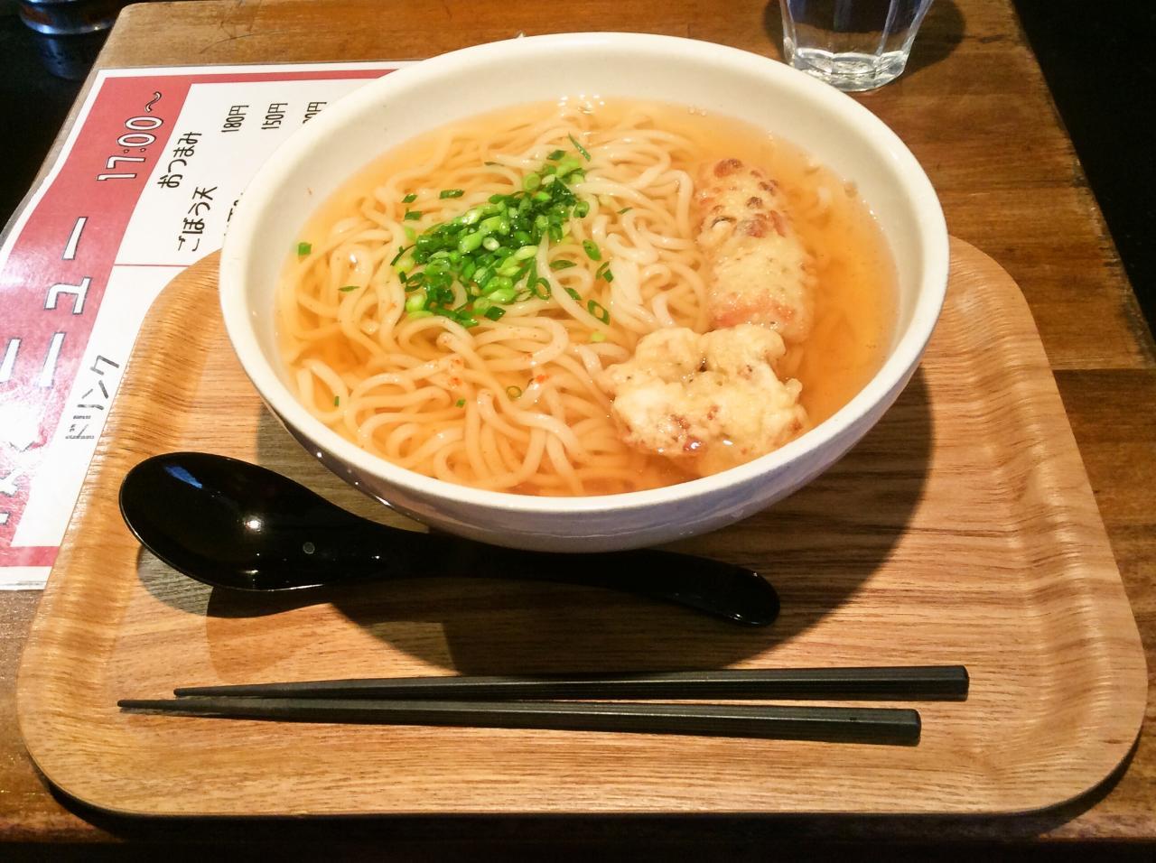 UDON BUZEN 新橋店(うどん)