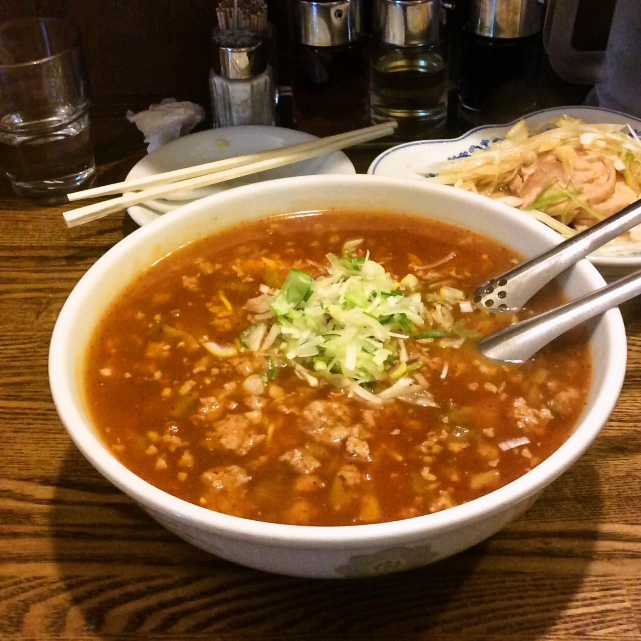 榮照(坦々麺)