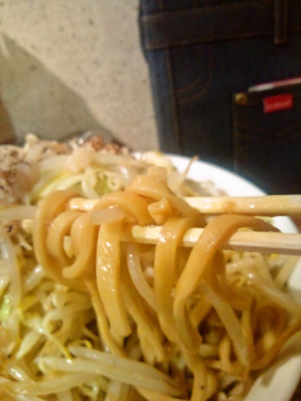 麺処マゼル(麺)